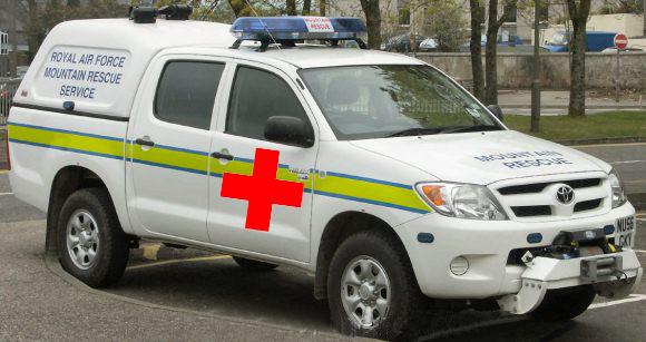 karoseri mobil ambulance toyota hilux