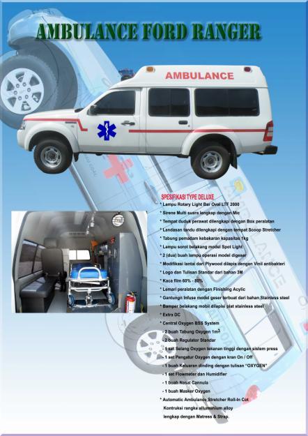 spesifikasi-mobil-ambulance-ford-ranger