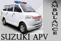Karoseri Mobil Ambulance suzuki APV