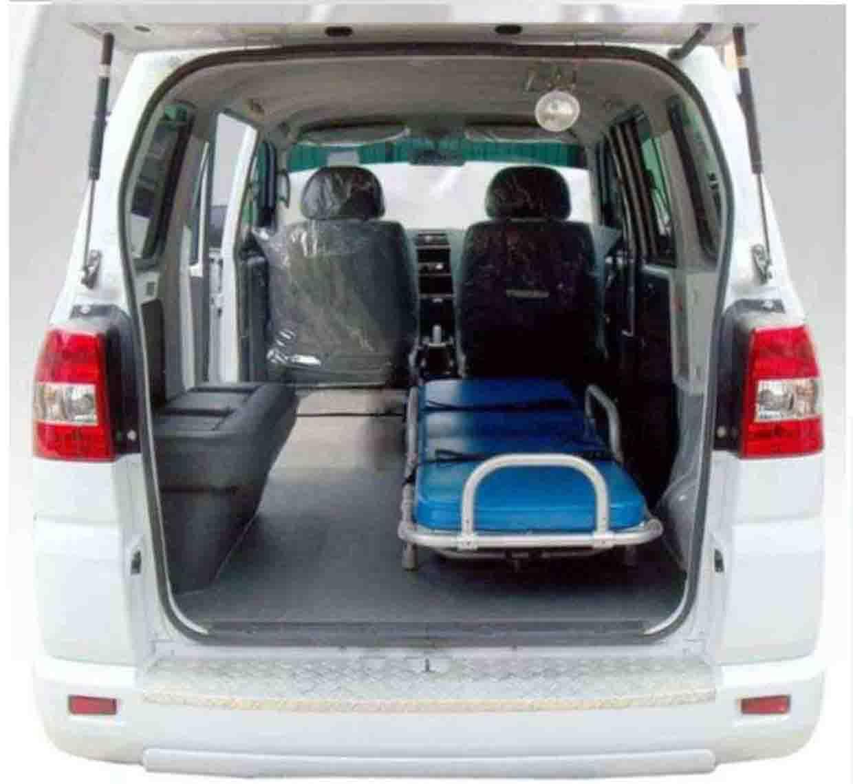 Spesifikasi Ambulance Econo 1